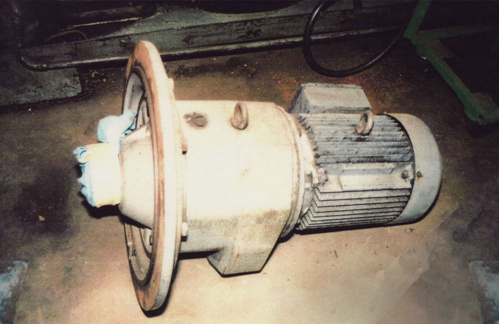 Gearbox Rebuild - Complete rebuild carried out by Collie Machine Shop for Australian Char Pty Ltd, Mungalup Road, Collie